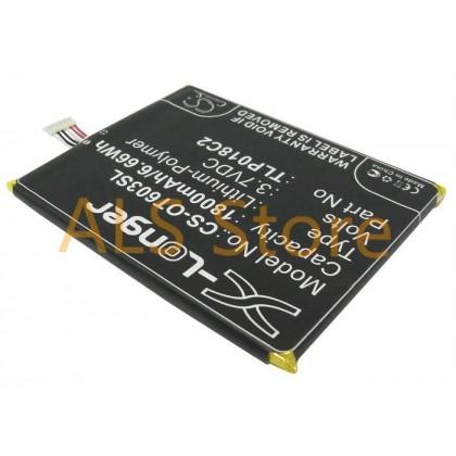 [ORIGINAL] Battery ALCATEL ONE TOUCH IDOL ULTRA OT-6033 / OT-6033X / TCL S850 - TLp018C2 / TLp018C4 - 1800mAh [CAMERON SINO X-LONGER BATTERY SERIES]