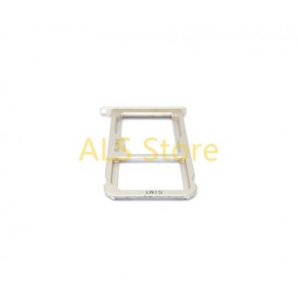 SIM TRAY ZTE AXON 7 - A2017 - COLOR GOLD